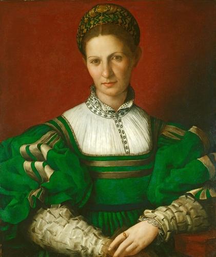 bronzino italian 1520s