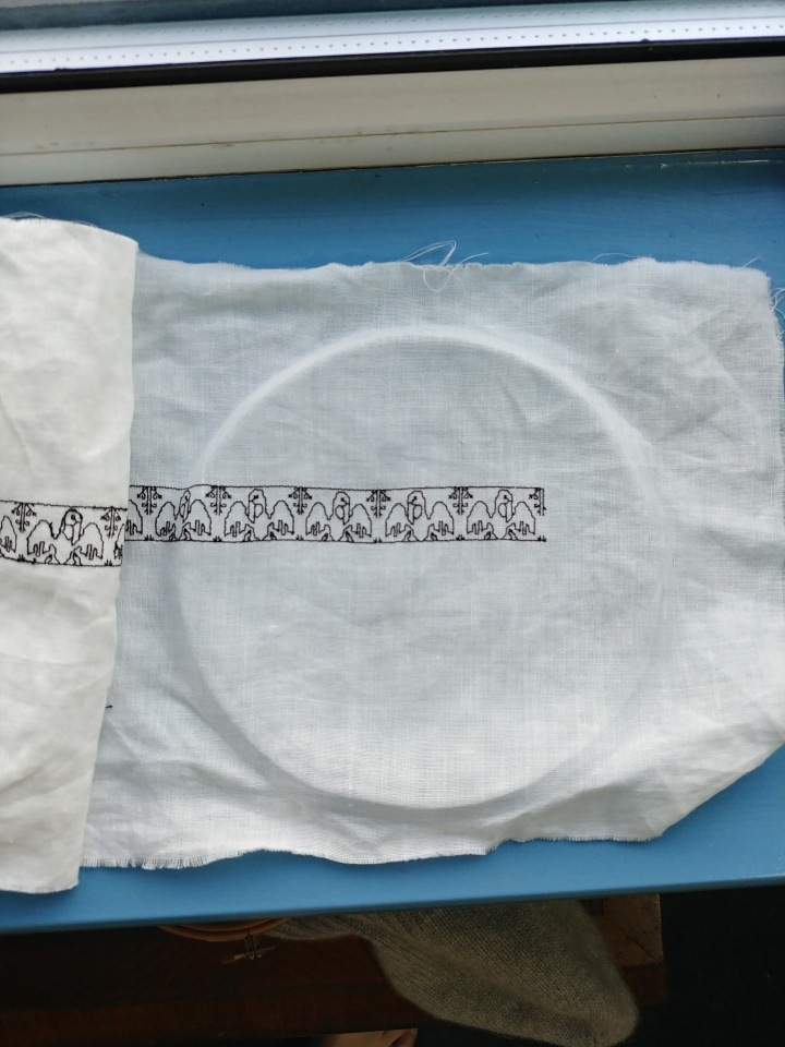 Zen and the art of not messing up counted threadembroidery